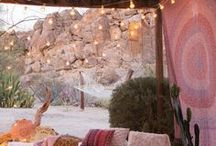BOHEMIAN ESCAPES / Escape to some of our favourite bohemian inspired exotic locations.