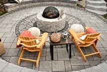 Paver Patios / Find Your Dream Patio Here! This Board is Full of Inspiriting Patios!