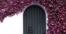 °Portoncini° / Lovely entry doors