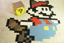 Geek rugs / Find patterns and inspiration for your projects.