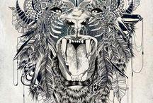 Tattoo / Идеи татуировок