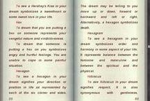 Dream Book / Book of dream interpretations oneiromancy the interpretation of dreams in order to foretell the future. http://www.youtube.com/c/DreambookGaGa