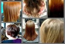 Kasvivärit - organic herbal haircolor / Kasviväreissä käytetään hennaa, kasveista valmistettuja jauheita ja yrttejä. Kasviväreillä hiuksista saadaan hehkuvia punaisia, kauniita ruskeita sekä hiekan ja kullan vaaleita.  Kasviväreillä ei voi vaalentaa hiuksia, mutta omaa väriä pystyy hieman kirkastamaan. Harmaat saa piilotettua, ei täysin peitettyä. Kasvivärit jättävät hiukset luonnollisen monivivahteiseksi ja värit ovat aina yksilöllisiä, sillä hiusten oma väri vaikuttaa värjäystulokseen. -> luonnonhelmi.fi/ekokampaamopalvelut