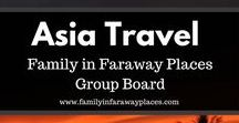 Asia Travel / A group board for travel blogs about everything Asia. Travel guide and where to eat as well. If you would like to join, please just send me a message! www.familyinfarawayplaces.com  travel | tourism | travel blogs | blog posts | Korea | India | Nepal | Myanmar | China | Japan | Philippines | Asia | Asian