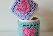 Crochet for home / Find crochet patterns and inspiration for your projects.