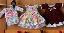 Crochet for dolls / Find crochet patterns and inspiration for your projects.