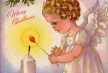 Lilletoya - Christmascards - Julekort.