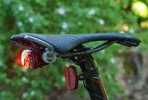 Rear Bike Lights / Various Rear Bicycle Lights : Magicshine MJ-818 85 Lumen Rear Bike Light, Magicshine MJ-818 Rear Bike Light And Y-cable Package