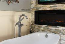 Bathroom Renovisions / by Renovisions