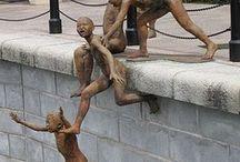 Sculptures and Alternate Art