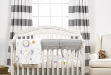 Gender Neutral Nursery / We know there are many reasons you might want gender neutral bedding when designing your nursery. We try to keep your options open with both our baby bedding set and separates. Many of our collections coordinate with one another so you can mix and match to create a look that is perfect for you.