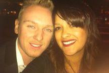 Allan + Marilyn 18-10-2014 Sydney! / My dream yellow grey and white wedding :)