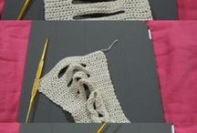 Hand-knitted wonderful idea