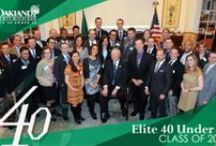 Elite 40 Under 40 / News and updates from Oakland County's best and brightest Elite 40 Under 40 class members!