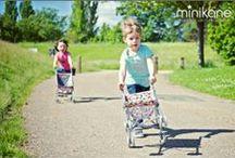 Les poussettes Minikane® / Plus qu'une poussette pour poupée, Minikane® c'est un état d'esprit… Alors rejoignez notre tribu!
