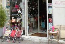 Nos revendeurs / Les revendeurs Minikane® qui nous ont envoyé des photos de leurs boutiques. Merci à eux !