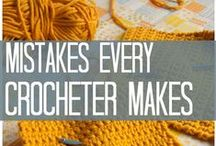 Crochet Tech / Links to great websites that have beginner to advanced crochet techniques.