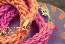 Crochet Accessories / Crochet Accessories: Purses, Bags, Belts, Jewelry, Scarves, Hats, and gloves.