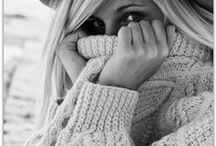 Knit Fall & Winter / Knit patterns and inspiration for 2014/2015 fall and winter months.