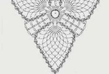 Crochet Pattern 三角