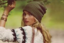 ❤knit hats❤️ / by mary b. Hooked