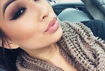 The beauty of makeup ✨ / Makeup Tutorials, Nails, Henna tattoo & hair styles ✨