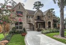Houses we love / Beautiful homes we love.