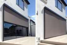 External Roller Blinds / Creating a physical barrier in front of and stopping the suns energy even striking the glazing, our external roller blinds are the most effective way to prevent excessive solar heat gain, along with diffusing incoming light to eliminate glare, all whilst keeping the view and connection out.