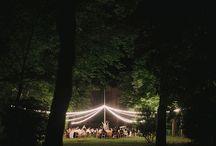 Outdoor wedding ¥ la boda aire libre / Decoration ideas for your outdoor event
