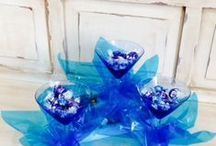 """My Handmade Unique Gift Bags,Favors,and Tablescapes:""""Make it POP"""" / Customization for any color scheme or theme.Will shop for contents, assemble and deliver."""