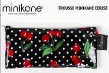 Les trousses / Les trousses by Minikane®