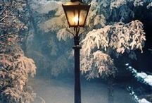 Narnia / Look into every wardrobe for you never know; there could be a fantasy world lying just behind it.