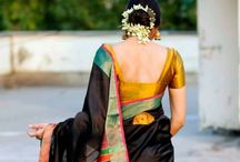Ethnicity on a roll! / There is nothing more beautiful than a confident woman clad in a saree!