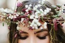 Autumn weddings / Fall tones and Halloween inspired weddings