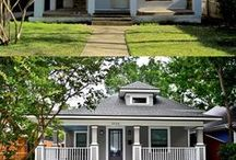 Curb Appeal / A collection of ideas, how-tos, and before & after shots, showcasing a home's curb appeal.