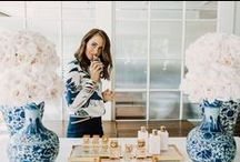 Diary of a Fragrance Launch / Beauticate Editor Sigourney Cantelo shares her day at the Autralian launch of Tory Burch's Eau De Parfum