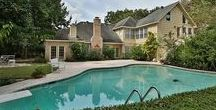 Sold! Briar Bayou / Rare find this beautiful custom home sits on a half acre lot in the heart of the Energy Corridor. Huge living area opens to chefs  kitchen  w/spacious master retreat down all w/French doors that lead to massive private backyard w/pool. Executive study plus 5 bedrooms and 4+1/2 baths. Don't miss the private study/loft area w/private entrance from the pool. Estate living in the city on quiet peaceful street minutes from excellent schools & Energy Corridor amenities & employers.