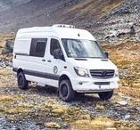 HYMER GRAND CANYON S / Sprinter 4x4 Camper / Ideen, HYMER GRAND CANYON S / Sprinter 4x4 / Allrad / Werksallrad, Vanlife
