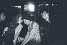 Grunge. / by Rebecca Ellam