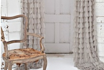 Curtains & Tableclothes etc.