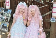 Japanese Fashion / Fashion styles out of Japan, including J-Pop, Lolitas, Geishas and Cosplay!