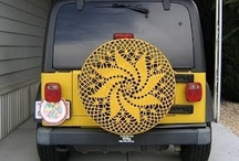 Creative Ideas / Interesting and DIY ideas, whether you are celebrating a birthday for a car fan, or want to use car parts to create something.