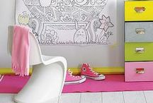 Interior Design | KIDS ROOM . camera bambini
