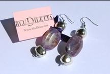 Violet by BluDiletta / handmade jewellery