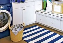 Interior Design | LAUNDRY ROOM . lavanderia