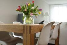 Interior Design | DINING ROOM . sala da pranzo / Ideas to furnish a dining room