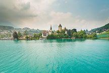 SWITZERLAND <3
