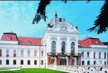 Architecture in Hungary / www.itsHungarian.com : tourism, gastronomy, culture, folk art webshop - worldwide from Hungary!