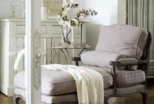 French Decor / A collection of beautiful images drawing inspiration from French Decor