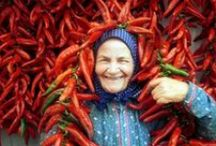 Paprika /  www.itsHungarian.com : tourism, gastronomy, culture, folk art webshop - worldwide from Hungary!